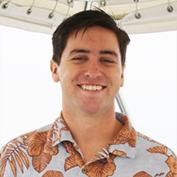 Kirk Provin, Pacific Ocean Charters Captain